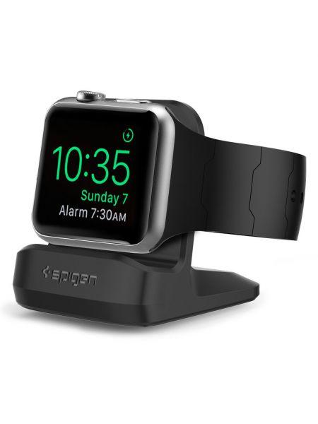 Подставка Spigen S350 Apple Watch, Black