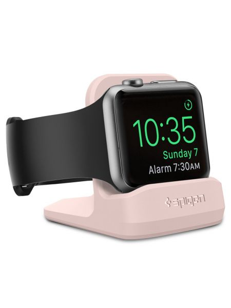 Подставка Spigen S350 Apple Watch, Pink