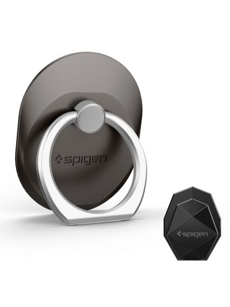 Держатель Spigen Style Ring для телефона, Space Gray