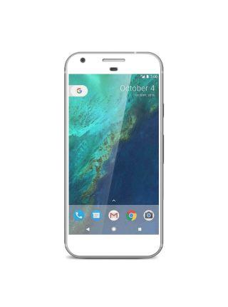 Защитное закаленное стекло для Google Pixel, White