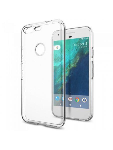 Чехол Spigen Liquid Crystal для Google Pixel