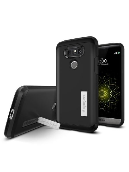 Чехол для LG G5, Tough Armor, Black