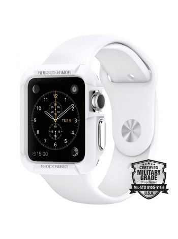 Apple Watch Case Rugged Armor (42mm) White , SGP11497