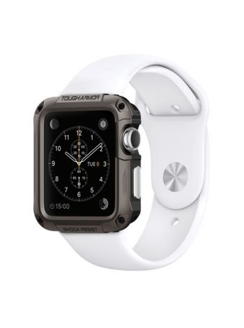 Apple Watch Case Tough Armor (42mm), Gunmetal , SGP11504