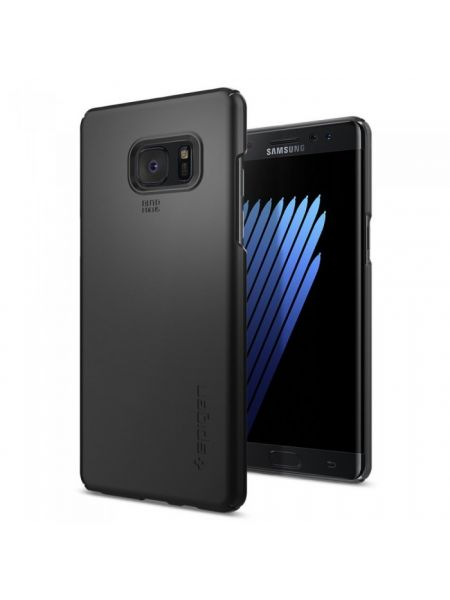 Galaxy Note 7 Case Thin Fit, Black