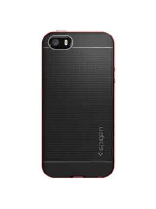 Чехол Spigen Neo Hybrid для iPhone SE, Dante Red