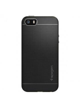 Чехол Spigen Neo Hybrid для iPhone SE, Gunmetal