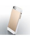 Чехол Spigen Saturn для iPhone SE/5S/5, Champagne Gold, SGP10570