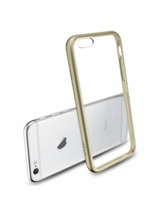Чехол Spigen Ultra Hybrid для iPhone 6S/6, Champagne Gold