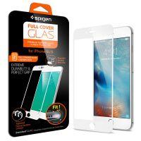 Защитное стекло для iPhone 6S/6 Full Cover, White