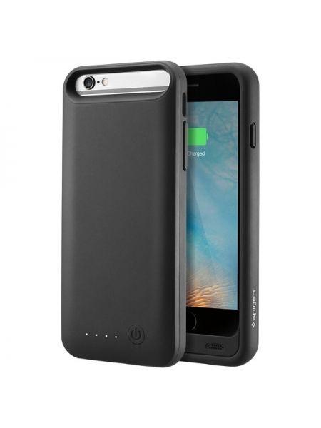 Чехол-зарядка SGP Volt Pack (3100 мАч) iPhone 6s/6, black