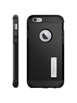 Чехол Spigen Perfect Armor для iPhone 6S/6, Black