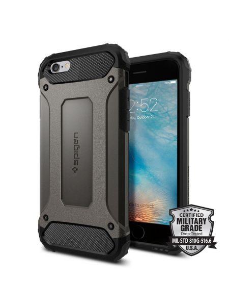 Чехол Spigen Tough Armor Tech для iPhone 6S/6, Gunmetal