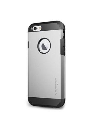Чехол для iPhone 6S/6 Tough Armor, Satin Silver