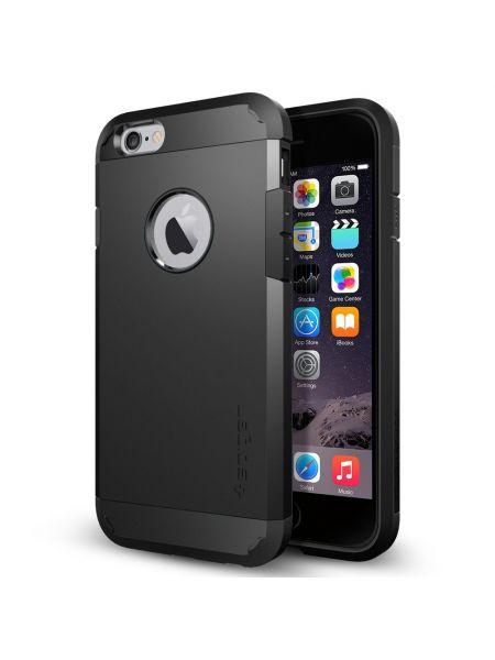 Чехол для iPhone 6S/6 Tough Armor, Smooth Black