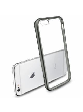 Чехол Spigen Ultra Hybrid для iPhone 6S/6, Gunmetal