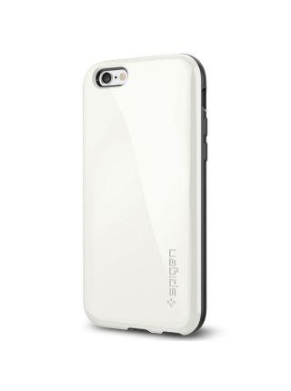 Чехол Spigen для iPhone 6S/6, Capella Series Shimmery White