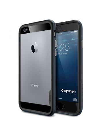 Бампер Spigen Neo Hybrid EX для iPhone 6S/6 , Metal Slate , SGP11023