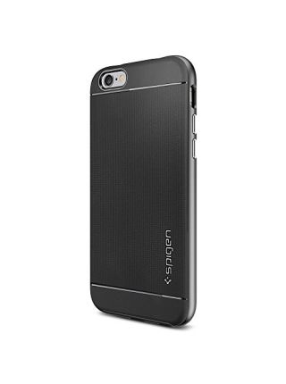 Чехол Spigen Neo Hybrid для iPhone 6S/6, Gunmetal