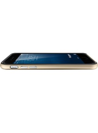 Чехол Spigen Neo Hybrid для iPhone 6S/6, Ghampagne Gold
