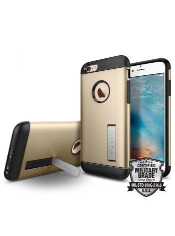 Чехол SGP для iPhone 6S /6 Slim Armor, Champagne Gold, SGP11607