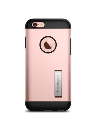 Чехол SGP для iPhone 6S /6 Slim Armor, Rose Gold