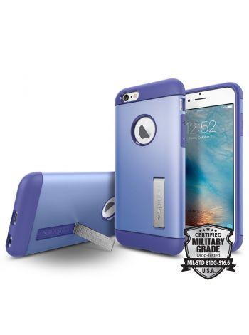 Чехол SGP для iPhone 6S /6 Slim Armor, Violet , SGP11608