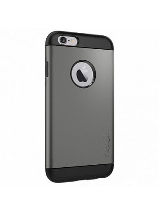 Чехол Spigen Slin Armor для iPhone 6S/6, Gunmetal