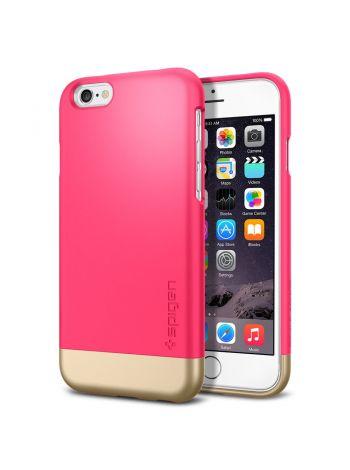 Чехол SGP для iPhone 6S/6 Style Armor, Azalea Pink, SGP11045