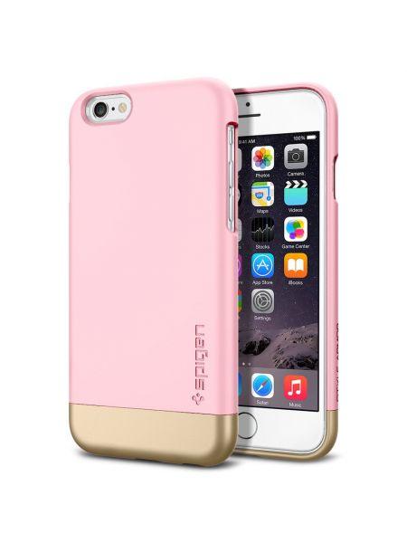 Чехол SGP для iPhone 6S/6 Style Armor, Sherbet Pink