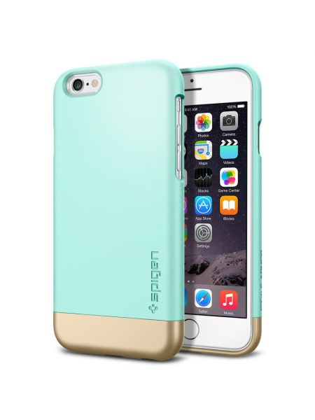 Чехол SGP для iPhone 6S/6 Style Armor, Mint