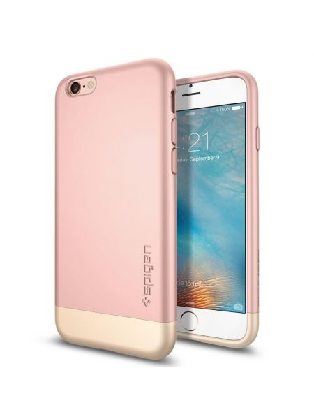 Чехол SGP для iPhone 6S/6 Style Armor, Rose Gold