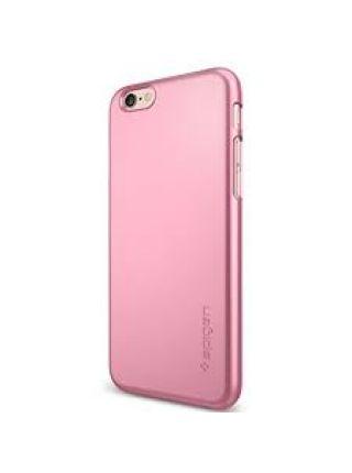 Пластиковый чехол iPhone 6S/6 Thin Fit, Rose Gold