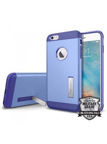 Чехол SGP для iPhone 6S PLUS/6 PLUS Slim Armor, Violet , SGP11654