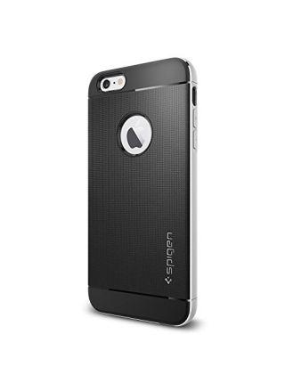 Чехол Spigen Neo Hybrid Metal Case дляiPhone 6S/6 Plus, Gunmetal