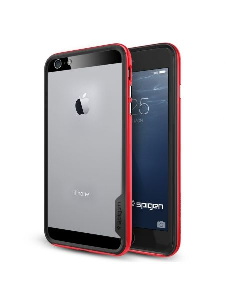 Бампер SGP Neo Hybrid EX для iPhone 6S Plus/6 PLUS , Dante Red