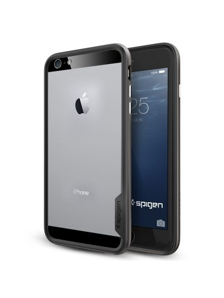 Бампер Spigen Neo Hybrid EX для iPhone 6S PLUS/6 PLUS, Gunmetal