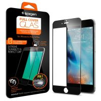 Стекло Spigen Screen Protector Full Cover Glass для iPhone 6 Plus/6S Plus