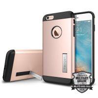 Чехол Slim Armor iPhone 6s Plus / 6 Plus, Rose Gold