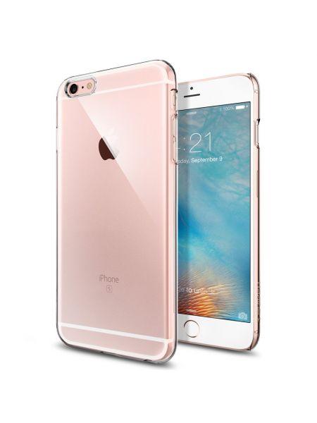 Чехол Spigen Thin Fit для iPhone 6S PLUS/6 PLUS, Crystal Clear