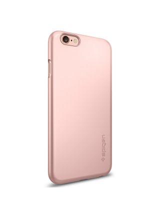 Чехол Spigen Thin Fit для iPhone 6S PLUS/6 PLUS, Rose Gold