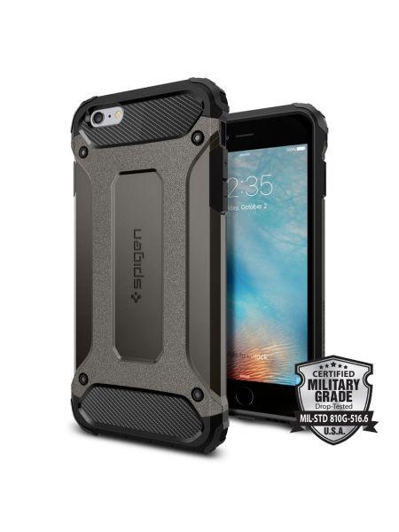 Чехол Spigen Tough Armor Tech для iPhone 6S/6 Plus, Gunmetal