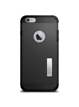 Чехол Spigen Ultra Hybrid для iPhone 6S/6 Plus, Black