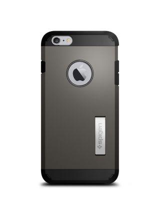 Чехол Spigen Ultra Hybrid для iPhone 6S/6 Plus, Gunmetal