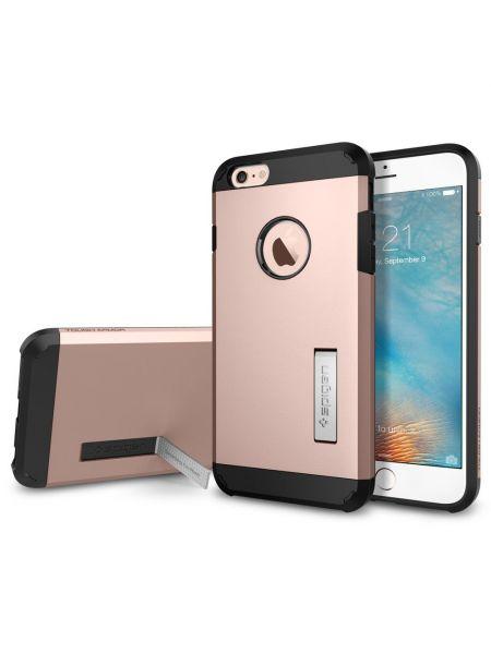 Чехол Spigen Ultra Hybrid для iPhone 6S/6 Plus, Rose Gold