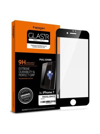 Защитное стекло для iPhone 7 Full Cover, Black, 042GL20425