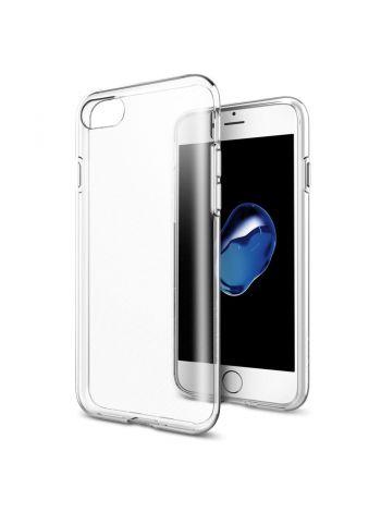 Чехол Spigen для iPhone 7 Liquid Crystal, Crystal Clear, 042CS20435