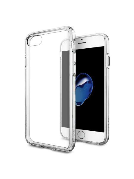 Чехол Spigen для iPhone 7 Ultra Hybrid,Crystal Clear