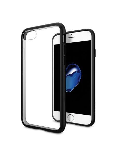 Чехол Spigen для iPhone 7 Ultra Hybrid, Black