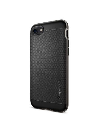 Чехол Spigen для iPhone 7 / 8 Neo Hybrid, Gunmetal